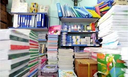 Kinh doanh cửa hàng văn phòng phẩm ít vốn nhưng ổn định lãi cao