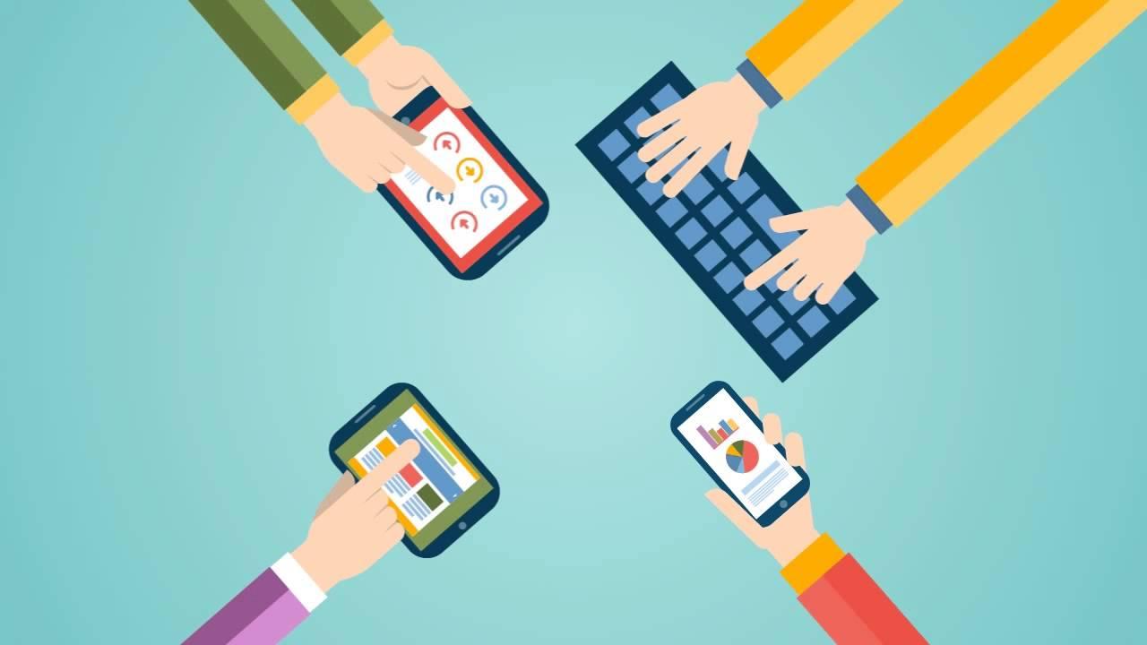 Kinh doanh online đang nở rộ