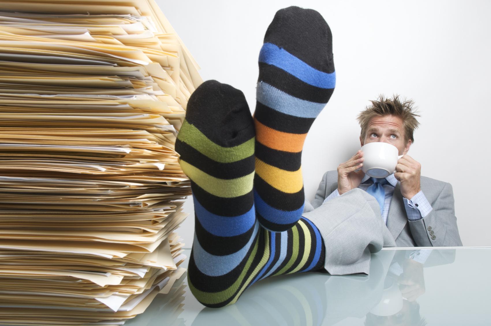 Trì hoãn công việc khiến bạn ngập lụt trong các deadline