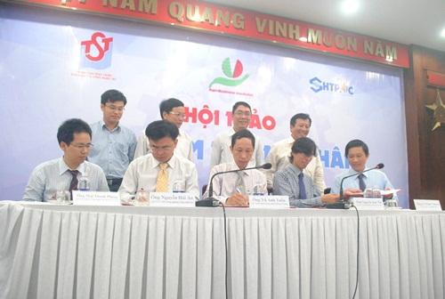 5 đơn vị sáng lập CLB ươm tạo doanh nghiệp TP.HCM