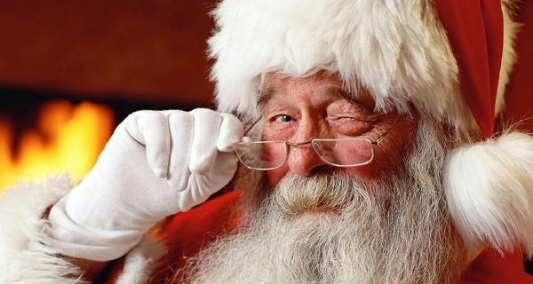 Thư từ ông già Noel