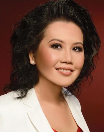 Từ hai bàn tay trắng, Jenny Tạ làm nên sự nghiệp đáng nể