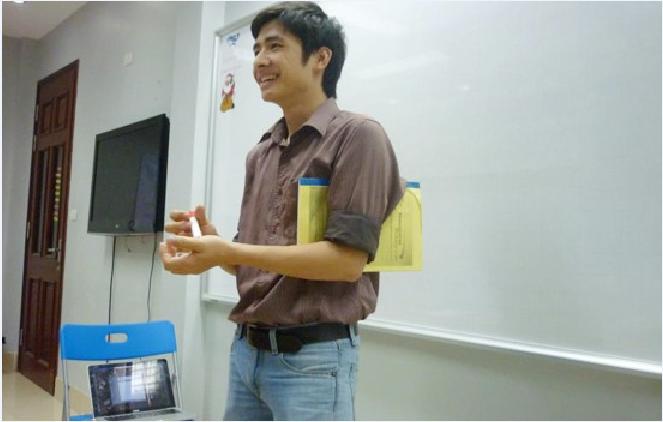Nguyễn Văn Hiệp - CEO Step-up