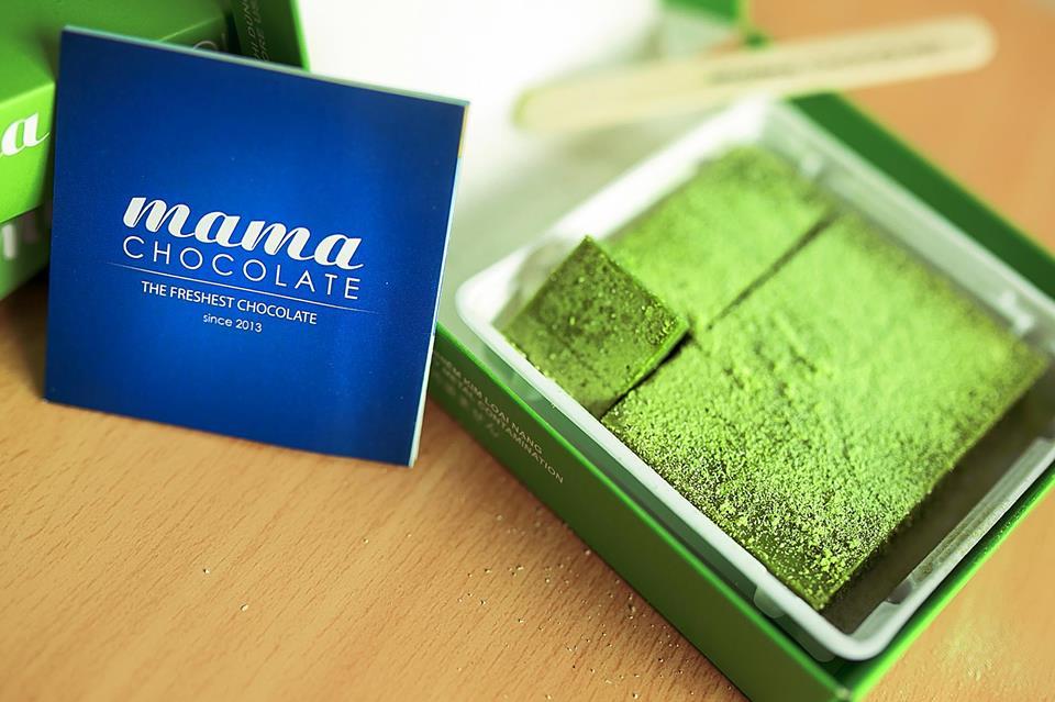 thương hiệu mama chocolate