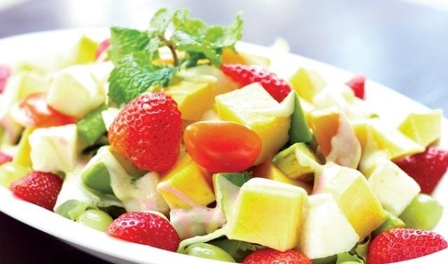 Kinh doanh hoa quả dầm quan trọng nhất là hoa quả tươi ngon