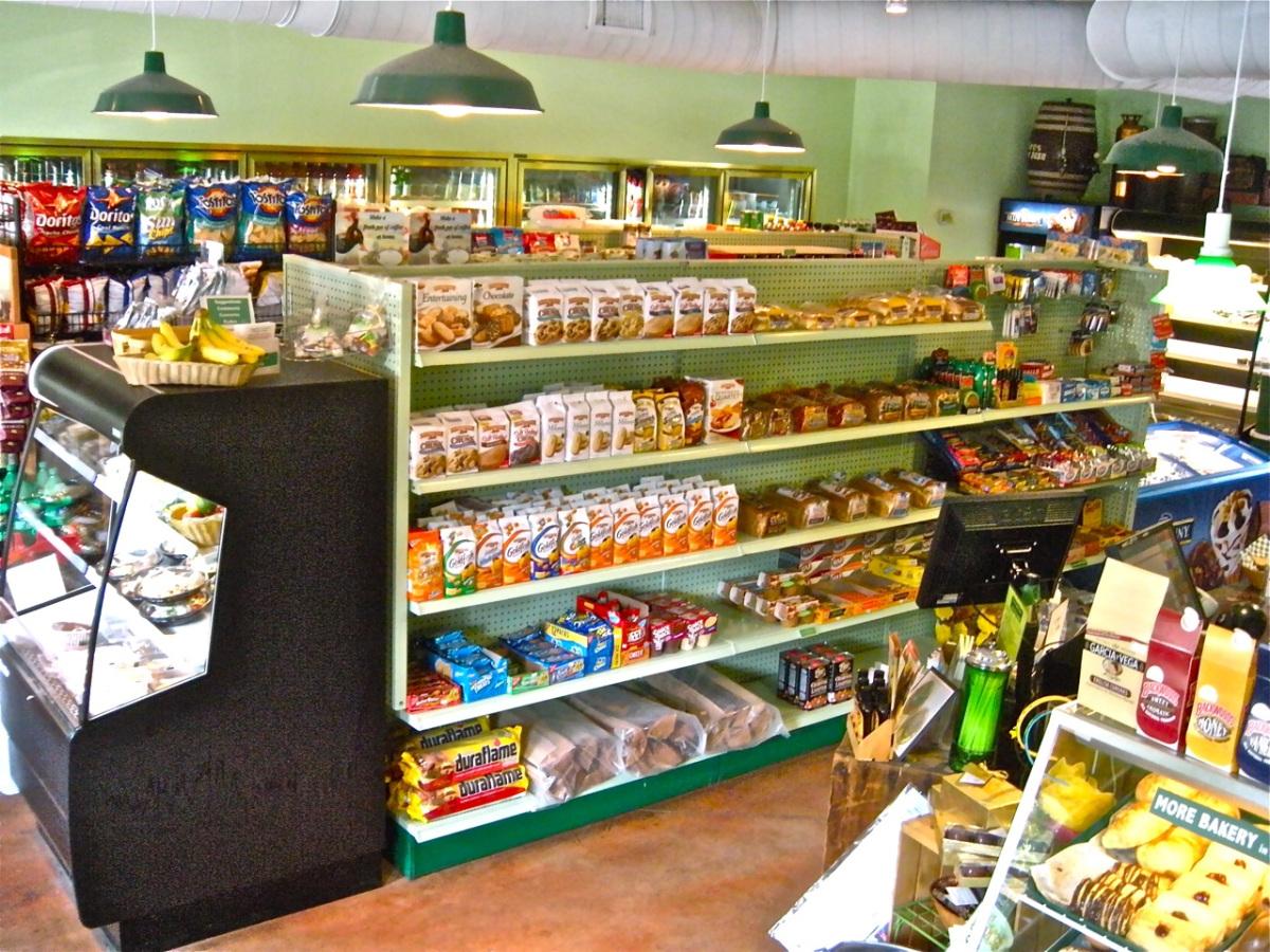 Cửa hàng siêu thị sử dụng phần mềm bán hàng