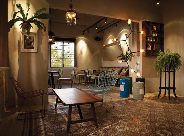 Nhà hàng quán ăn cần rộng rãi, thoải mái