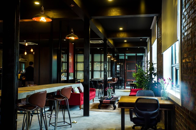 10 co-working ly tuong cho cong dong startup HN 1