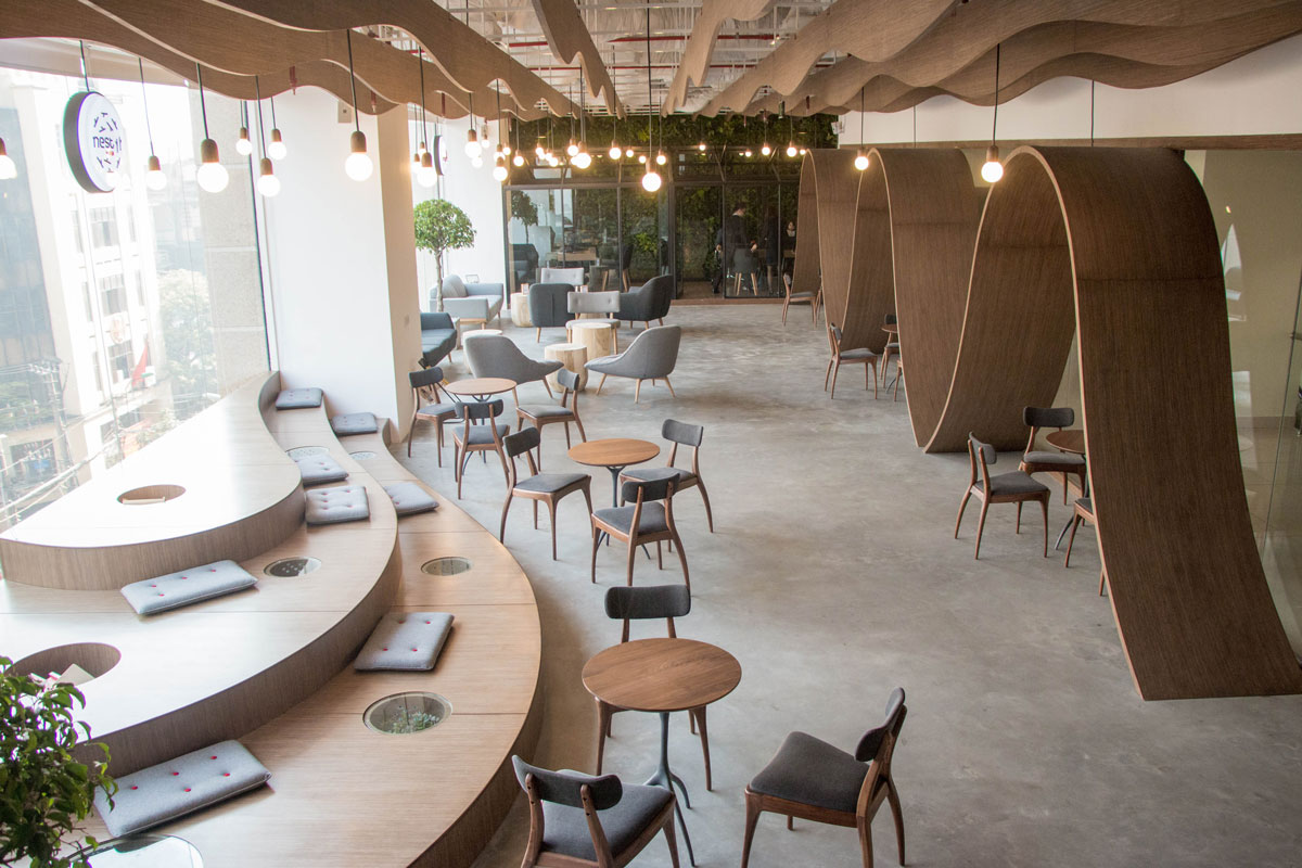 10 co-working ly tuong cho cong dong startup HN 10