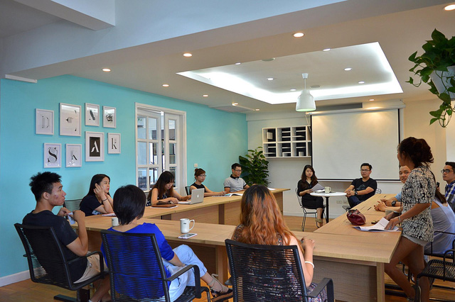 10 co-working ly tuong cho cong dong startup HN 4