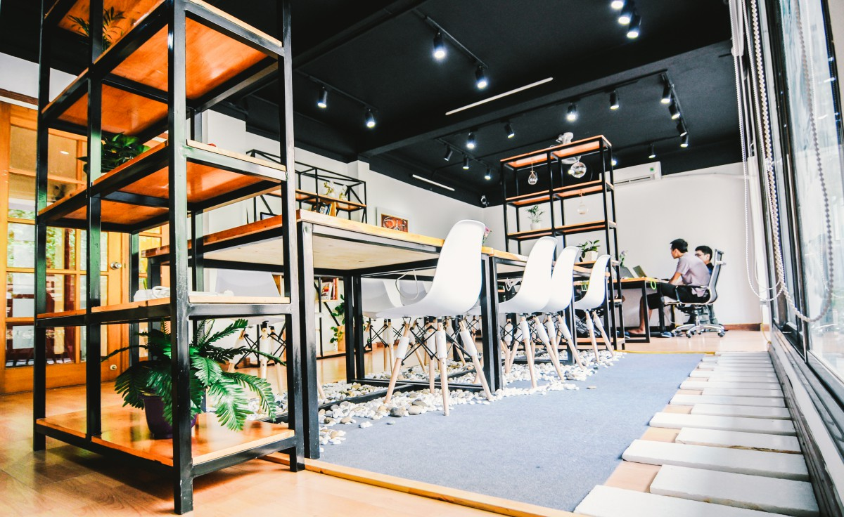 10 co-working ly tuong cho cong dong startup HN 5