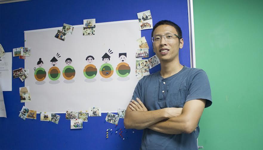 Anh Lê Văn Thanh - Đồng sáng lập viên Cốc Cốc