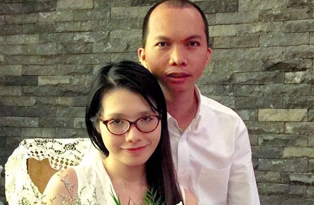 Vợ chồng Anh Đào - Hồng Thành