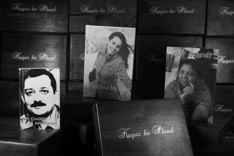 Kagaz ke Phool đã xuất bản gần 60 cuốn sách