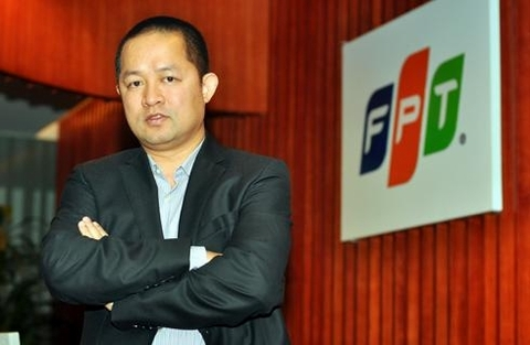 Cựu CEO FPT Trương Đình Anh