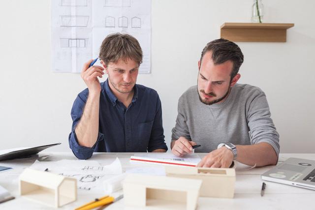 Những người sáng lập startup