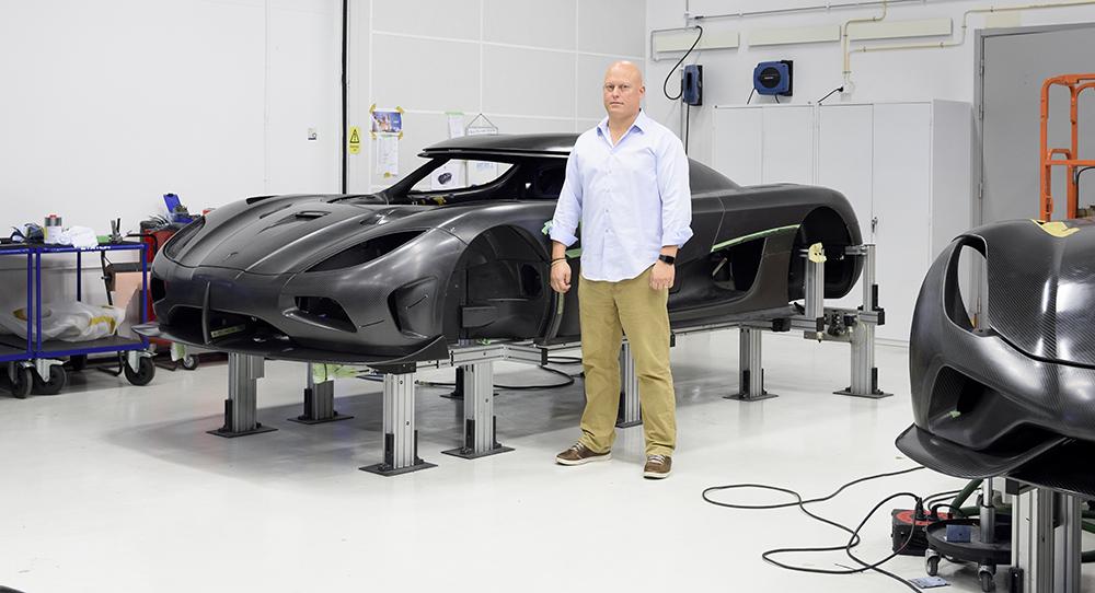 Christian von Koenigsegg biến điều tưởng như không thể thành hiện thực
