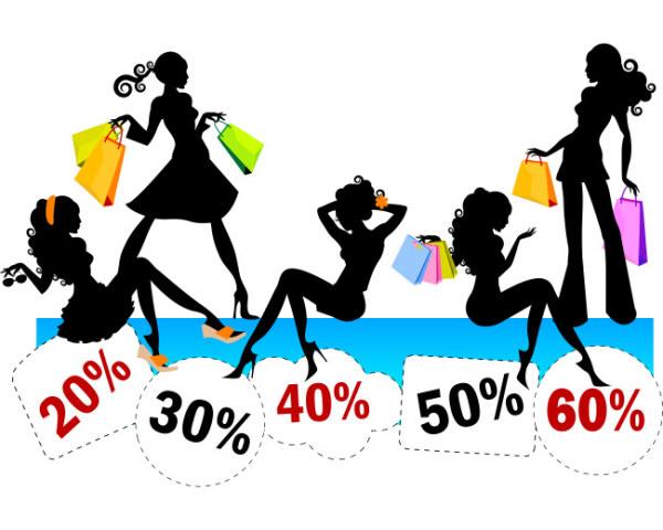 Các chiêu khuyến mãi luôn kích thích khách hàng đến mua sản phẩm
