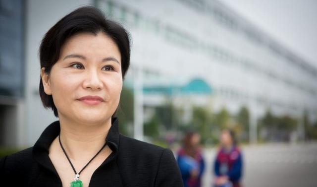 Bà Chu Quần Phi đứng thứ nhất trong các nữ tỉ phú ở Trung Quốc
