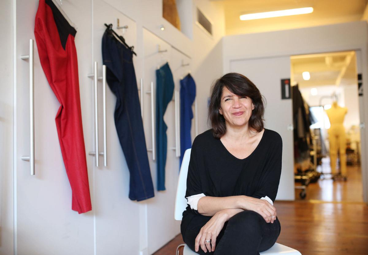 Izzy Camilleri, nhà sáng lập IZ Collection