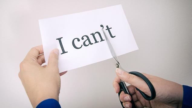 Thay vì nói không thể, bạn hoàn toàn có thể làm được