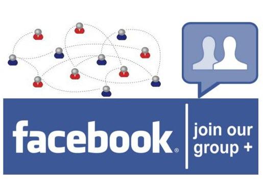 Facebook Group mang lại lượng truy cập cao hơn hẳn so với Page