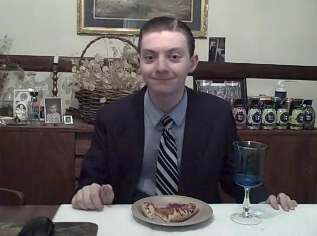 John đã thực hiện bình luận khoảng 600 mặt hàng trong lĩnh vực đồ ăn nhanh