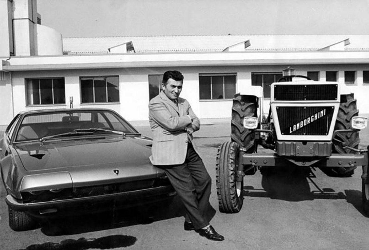 Ông quyết tâm sản xuất một chiếc ô tô hoàn hảo sau khi bị mỉa mai
