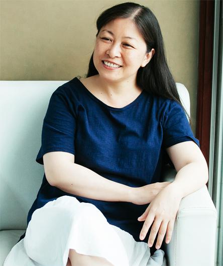 Chị Nguyễn Phi Vân, chuyên viên nhượng quyền toàn cầu