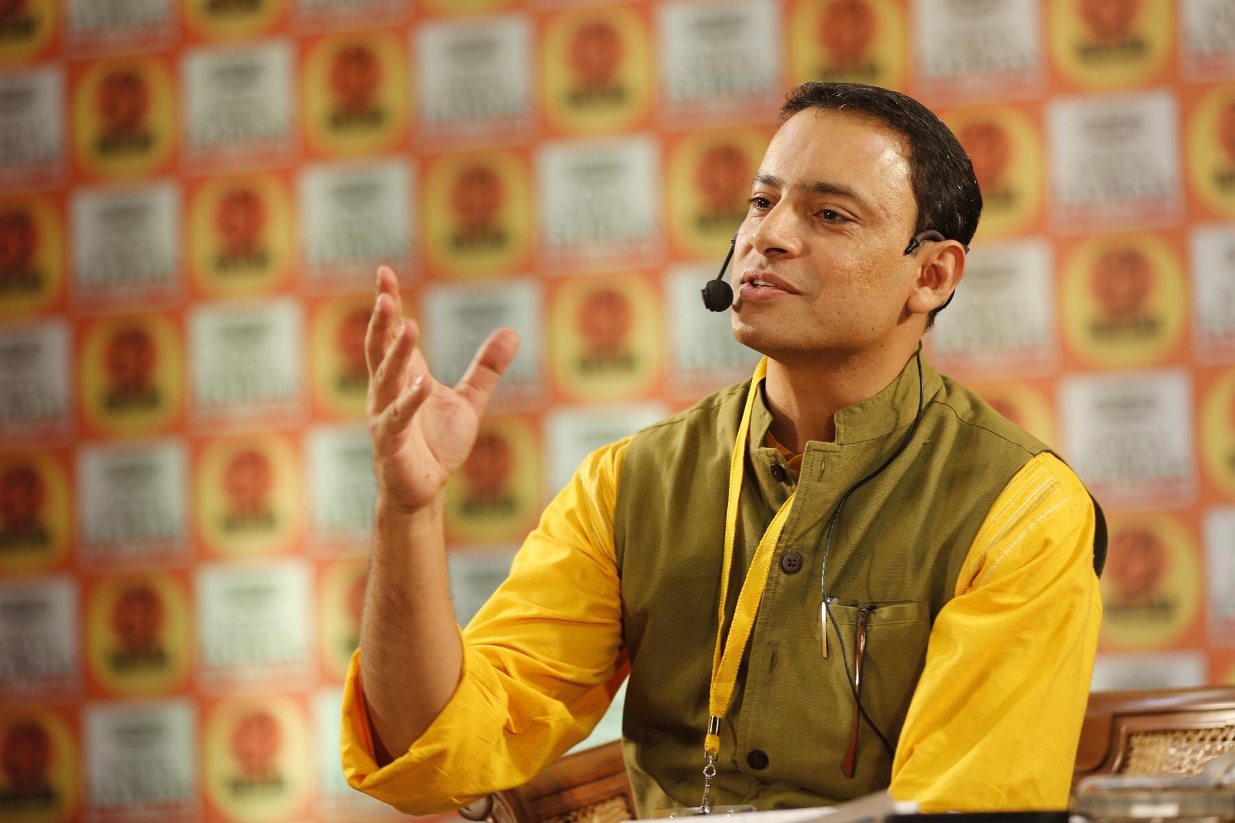 Ameen Haque, sáng lập Storywallahs