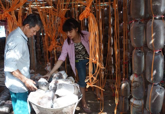 Ông Thạch đã tạo việc làm cho nhiều lao động ở địa phương