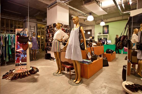 Kinh doanh thời trang nếu biết cách sẽ rất thu hút khách hàng