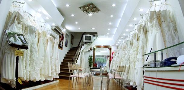 Kinh doanh cửa hàng áo cưới cần số vốn khá lớn