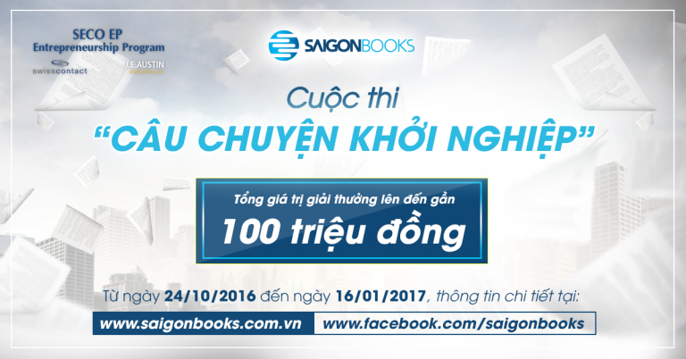 to chuc cuoc thi startup story cau chuyen khoi nghiep