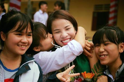 Tường An hăng hái tham gia hoạt động cộng đồng