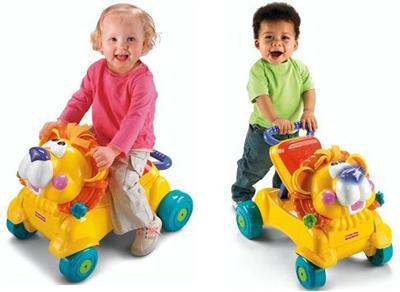 Trẻ con thích tự chọn đồ chơi cho mình