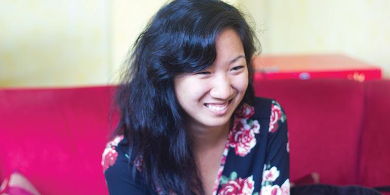Audrey Cheng (22 tuổi)