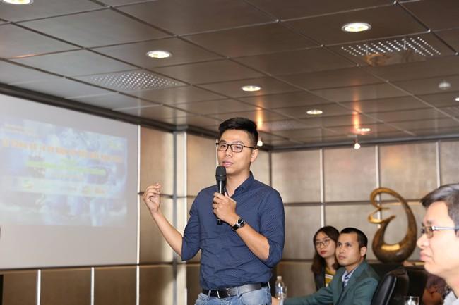 CEO Lê Hoàng Long