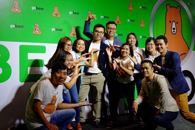 CEO 8X và các đồng nghiệp tại GoBear Việt Nam