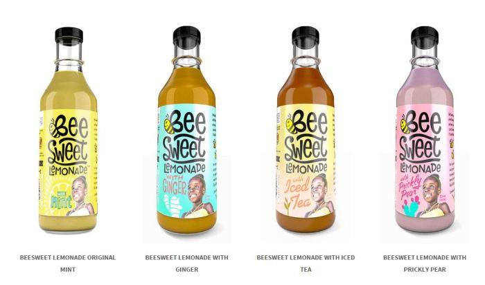 Sản phẩm nước chanh Me & the Bees