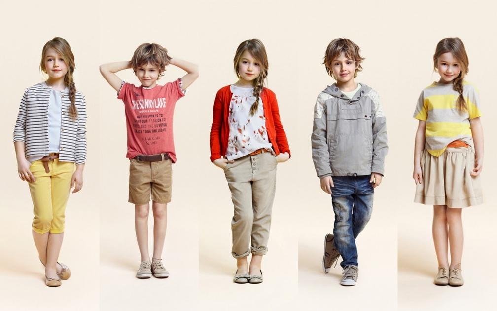 Kinh doanh quần áo trẻ em là thị trường tiềm năng
