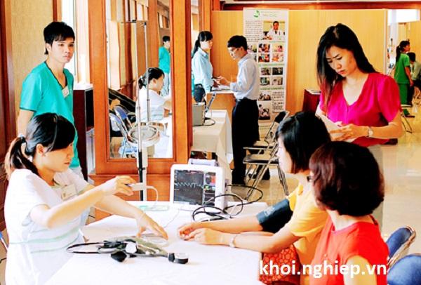 Bệnh viện Hữu nghị Việt Tiệp (Hải Phòng) đang ứng dụng phần mềm quản lý bệnh viện, phòng khám của Công ty TNHH Giải pháp phần mềm Medibox Việt Nam