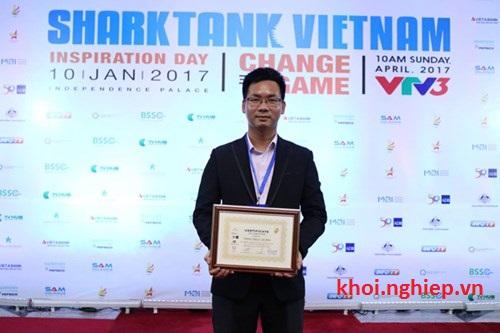CEO 8X Ngô Anh Tuấn