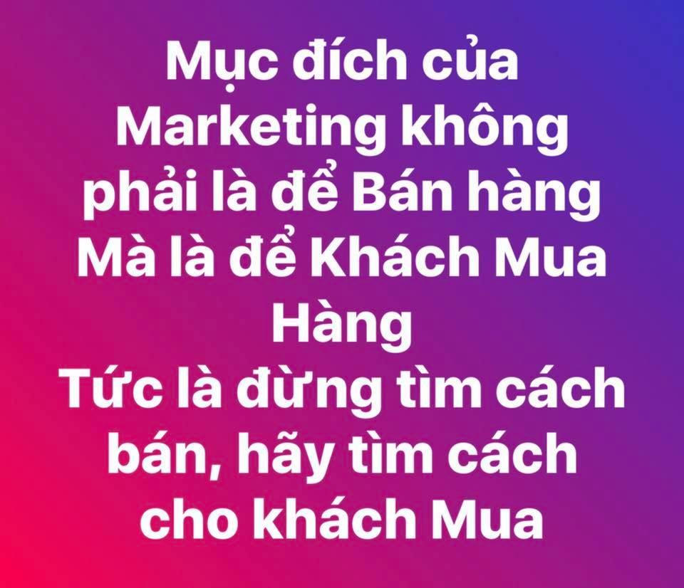 4 Bai hoc danh cho nguoi lam Marketing