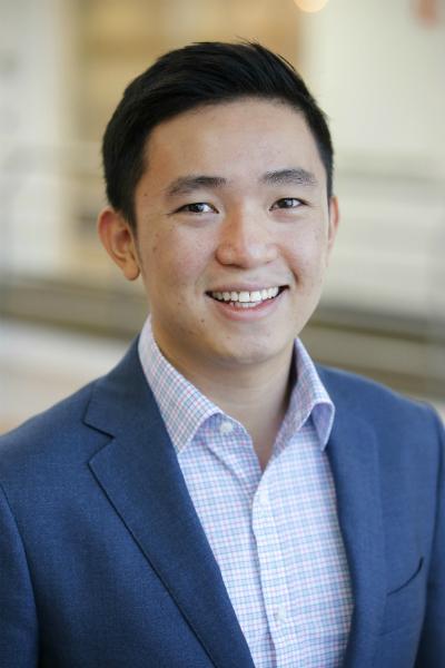 Nghiêm Xuân Huy - người sáng lập fintech kết nối giới trẻ với các quỹ đầu tư. Ảnh: NVCC.