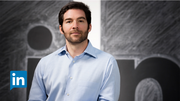 CEO LinkIn Jeff Weiner. Ảnh: LinkIn