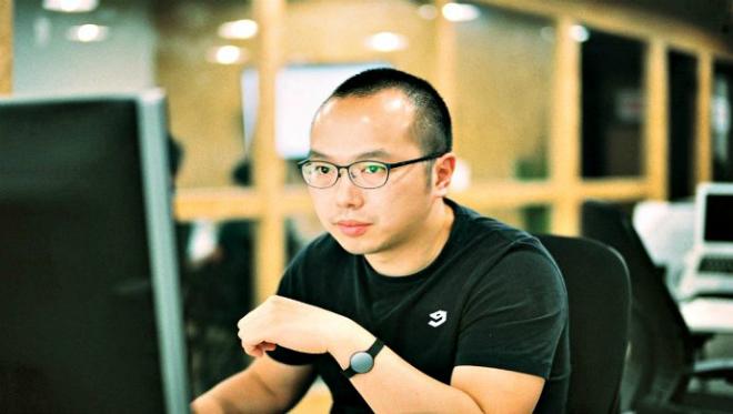 Ray Chan - đồng sáng lập và CEO của 9GAG