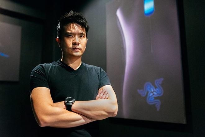 CEO Razer là một game thủ từ nhỏ.