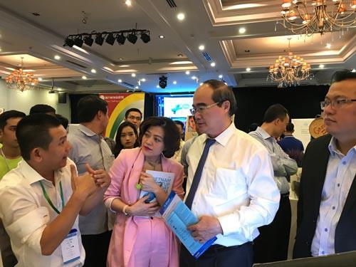 Ngày hội khởi nghiệp Việt Nam kết nối với quốc tế - Ảnh 1.