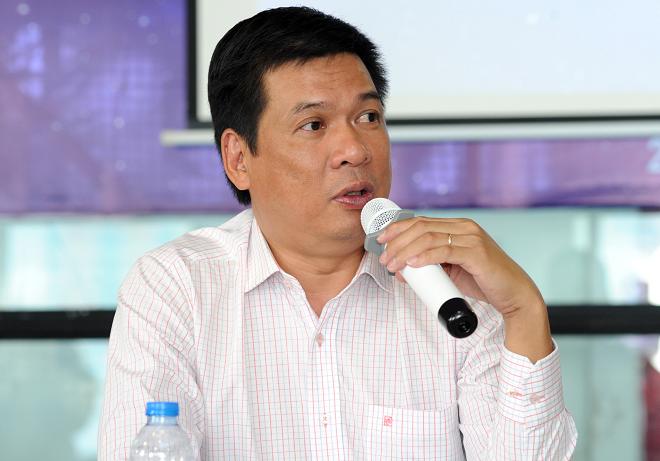 Ông Huỳnh Kim Tước, sáng lập kiêm Giám đốc SIHub.